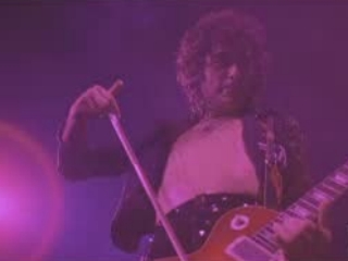 Led Zeppelin The Song Remains The Same Scene Dazed And Confused Violin Bow Segment