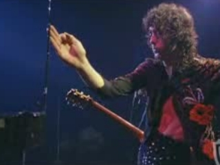 Led Zeppelin The Song Remains The Same Scene Whole Lotta Love The Wizard Of Theremin