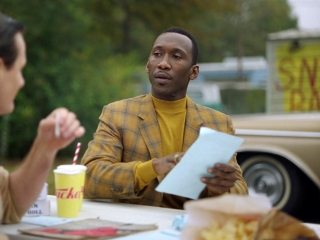 Green Book: Dr. Shirley Helps Tony Write A Letter To His Wife