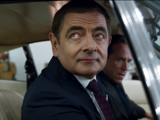 Johnny English Strikes Again: Cars (Featurette)