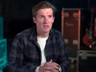 Gwilym Lee On Reading The Script For The First Time