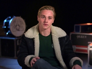 Ben Hardy On Why He Wanted The Role