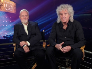 Roger Taylor And Brian May On Why They Got Involved With The Project