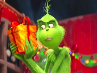 The Grinch: The Grinch Tells Fred And Max To Avoid Presents And Cookies