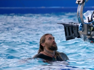 Aquaman: Behind The Scenes (Featurette)