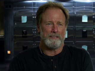 The Possession Of Hannah Grace: Louis Herthum On Shay Mitchell