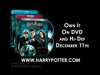 harry potter and the order of the phoenix exclusive clip
