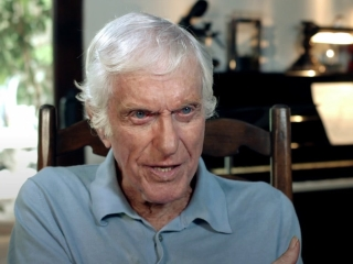 Dick Van Dyke On Make Up For His Character