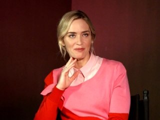 Emily Blunt On The Character From The Mary Poppins Books