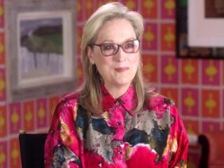 Meryl Streep On Her Character