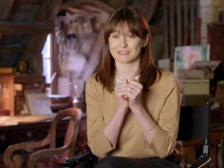 Emily Mortimer On Playing A Character From The Original Movie