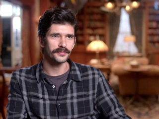 Ben Whishaw On Being Cast In The Film
