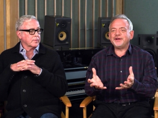 Scott Wittman And Marc Shaiman On The Song A Cover Is Not The Book