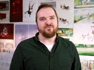 Jeff Turley On Working With Hand Drawn Animation
