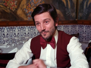 If Beale Street Could Talk: Diego Luna On Being In A James Baldwin Story