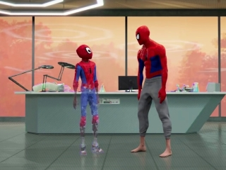 Spider-Man: Into The Spider-Verse: Fight Or Flight