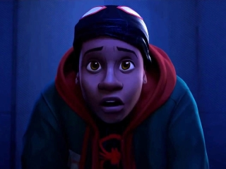 Spider-Man: Into The Spider-Verse: Leap Of Faith