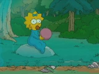 SIMPSONS MOVIE SCENE: EXCLUSIVE SCENE 4