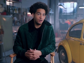 Bumblebee: Jorge Lendeborg Jr. On His Love For The Transformers Franchise