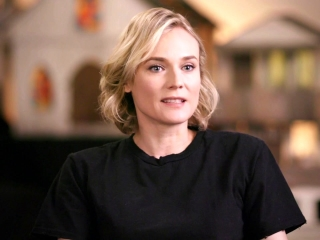 Welcome To Marwen: Diane Kruger On Robert Zemeckis