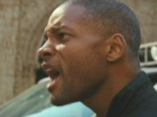 I Am Legend Scene What Are You Doing Here Fred