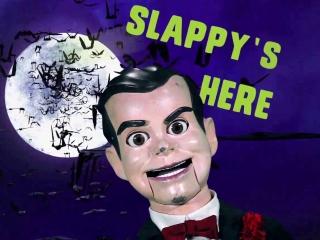 GOOSEBUMPS 2: HAUNTED HALLOWEEN: WHERE IS SLAPPY?