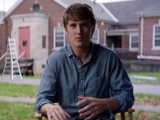 Glass: Spencer Treat Clark On Working With Night On Set