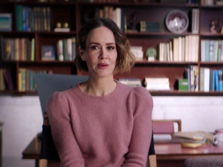 Glass: Sarah Paulson On Good And Evil