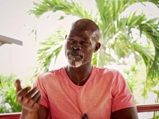 Djimon Hounsou On His Character Duke