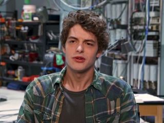Israel Broussard On His Character