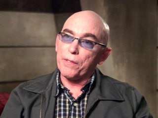 Jackie Earle Haley On Being Transformed By Performance Capture