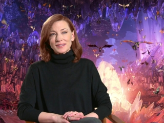 Cate Blanchett On What The Film Is About