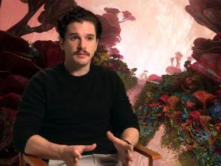 Kit Harington On The Plot Of The Film