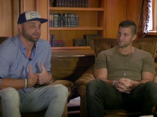 Run The Race: Robby And Tim Tebow On The Story And What Makes It Special