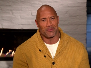 Dwayne Johnson On Discovering The Documentary