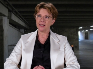Annette Bening On How She Got Involved With The Film