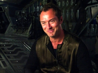Jude Law On Joining The Mcu