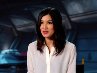 Gemma Chan On Her Character