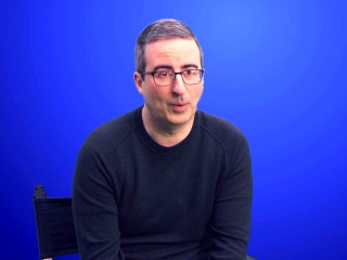 John Oliver On The Character He Plays And How He Prepared
