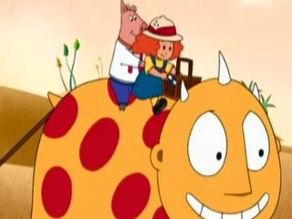 Maggie And The Ferocious Beast Rain Showers  Spring Flowers
