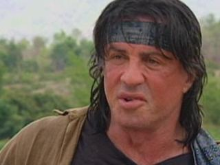 Rambo Featurette