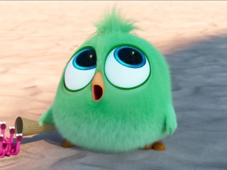 Angry Birds Movie Two
