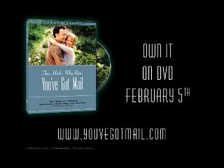 Youve Got Mail Kathleen Deluxe Edition
