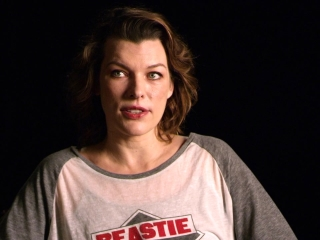 Milla Jovovich On Her Character