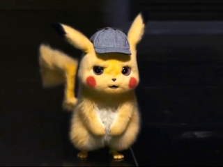 Casting Detective Pikachu
