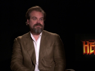 David Harbour On Why He Wanted To Play