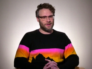 Seth Rogen On Casting Charlize Theron As Charlotte