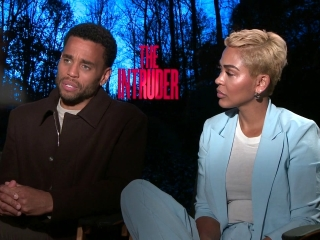 Michael Ealy And Meagan Good On What The Film Is About