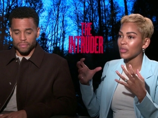 Michael Ealy And Meagan Good On Independent Filmmaking