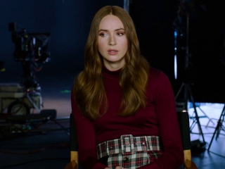 Karen Gillan On Her Reaction To Seeing Infinity War